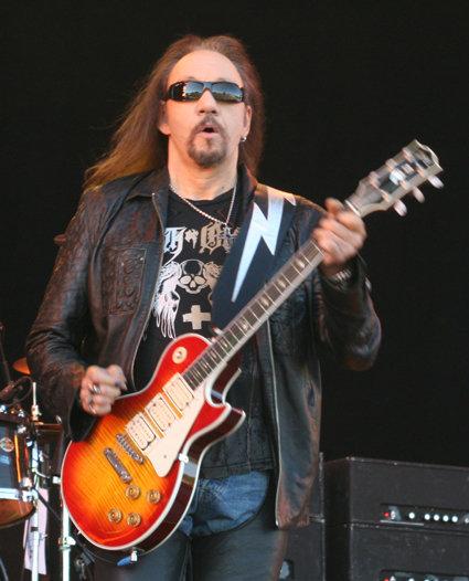 Talking Metal intervju med Ace
