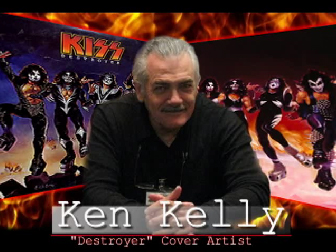 Ken Kelly om Destroyer