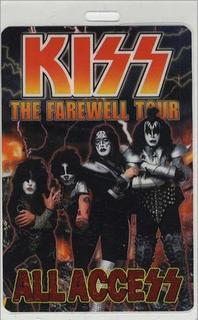 10 år sedan Farewell Tour