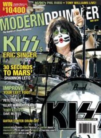 "Eric pryder ""Modern Drummer"""