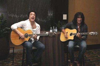 Paul och Tommy