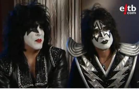 Paul&Tommy på spansk TV