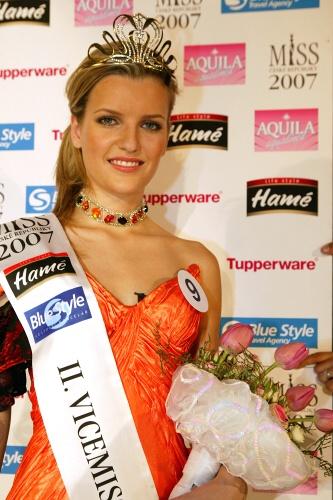 Miss Czecho Slovakia