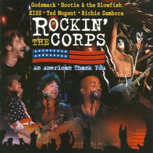 KISS – Rockin' The Corps
