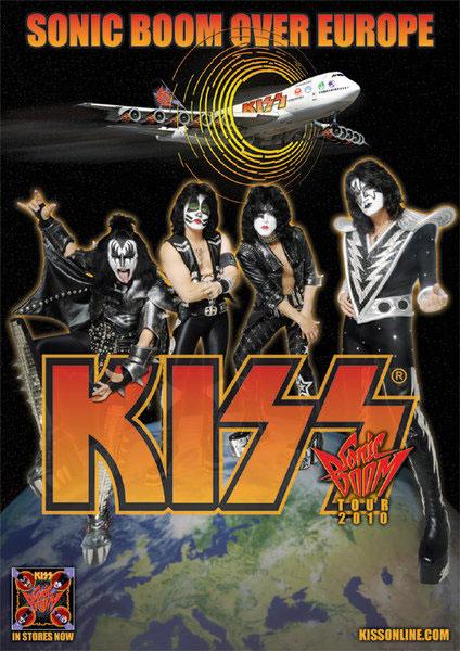 Drygt 550 000 såg Kiss