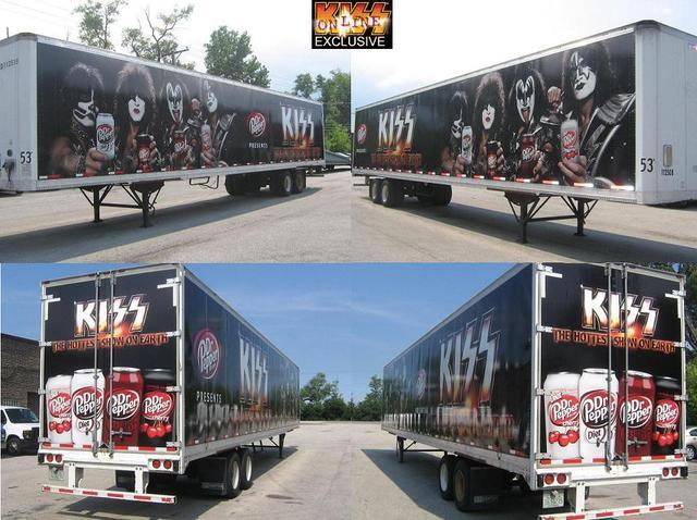 KISS Trucks…