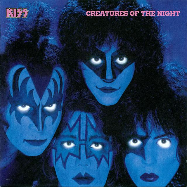 """Bäst på """"Creatures of the Night""""?"""