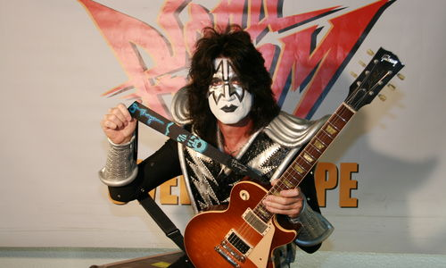 Tommy Thayer – Workshop och intervju