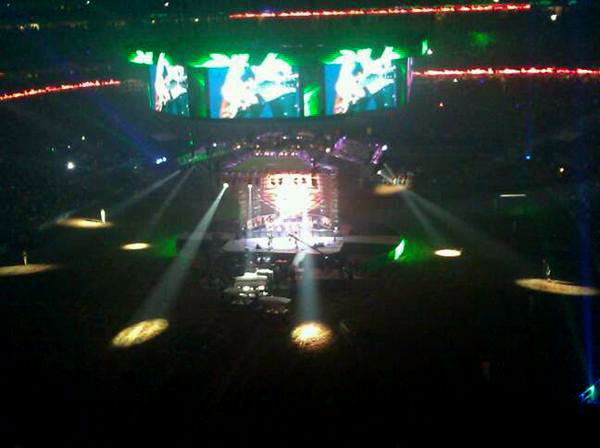 Kiss i Houston – 2011 #1