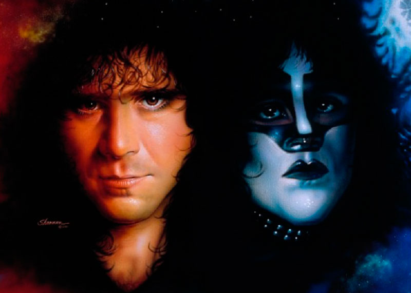 Bästa Kiss album med Eric Carr?