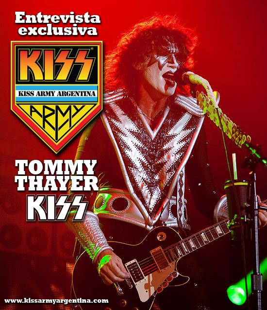 Intervju – Tommy Thayer