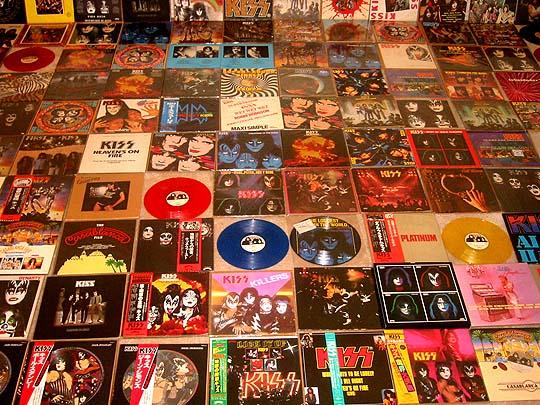 Första till värsta, Kiss studio album