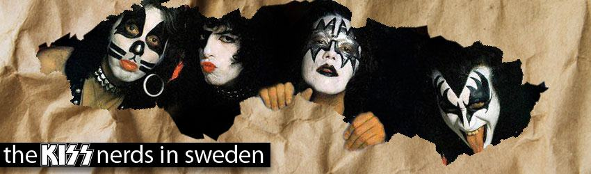 Samarbete med The KISS Nerds In Sweden