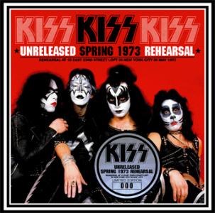 Kiss 1973 Loft Rehearsal