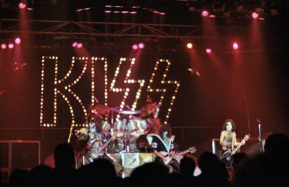 KISS och IRON MAIDEN – UNMASKED TOUR 1980