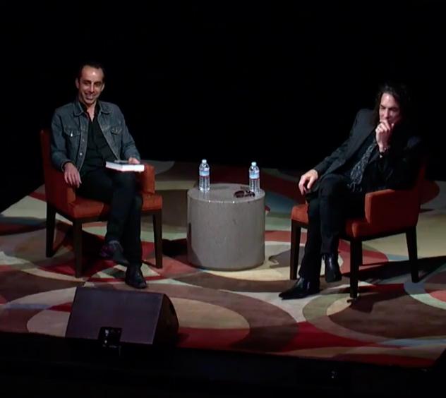 JCC SF intervjuar Paul Stanley