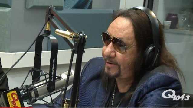 Ace Frehley: – Trying To Use Psychology