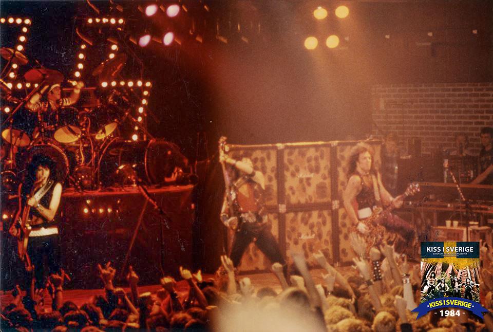 Lund 1984 med Johan Falk