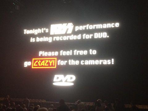 Inspelning av DVD…