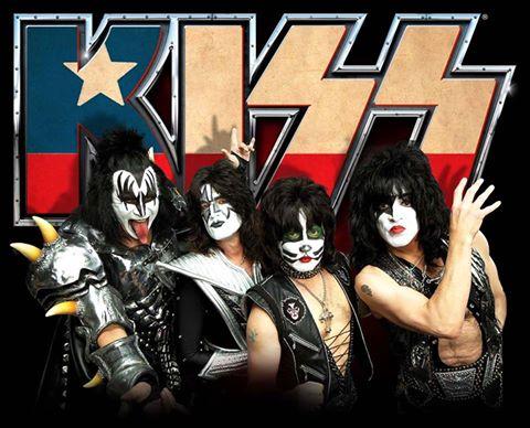 KISS spelar i Chile….