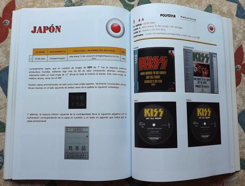 Ny bok från KISS Army Spain…