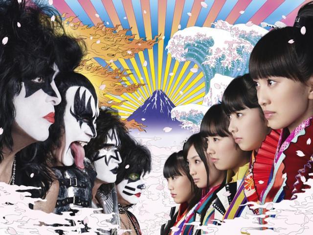 KISS nummer 1 i Japan!