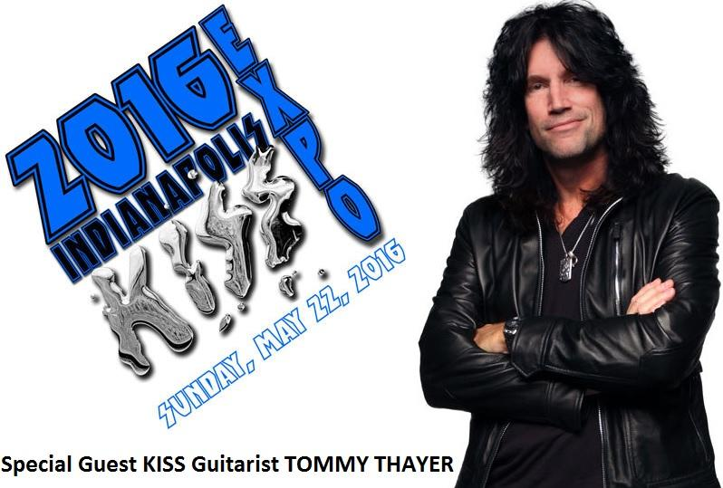 Tommy Thayer gäst….
