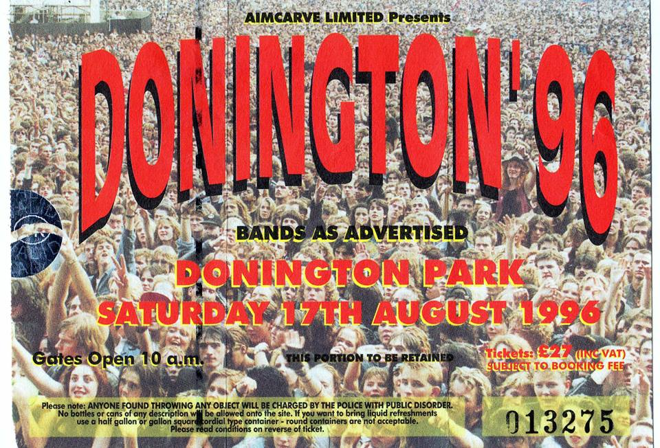 Donington 1996