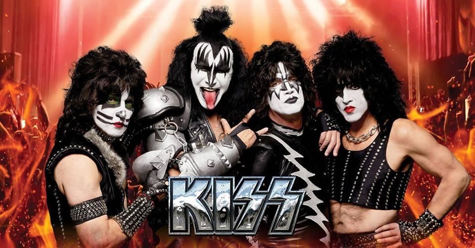 KISS live igår…