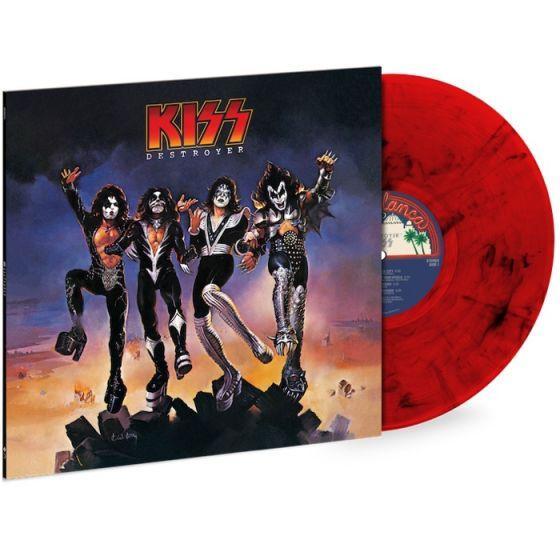 Destroyer på färgad vinyl….