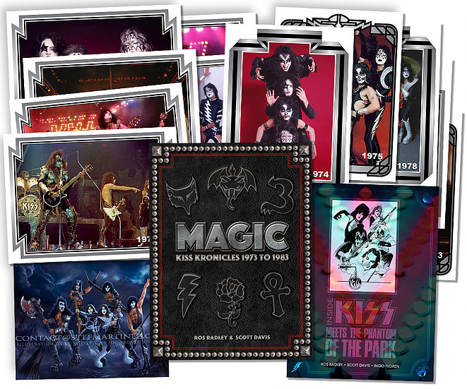 Magic – KISS Kronicles 1973-1983