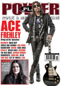 Ace Frehley på omslaget….