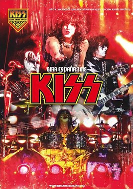 KISS Army Spain släpper ny bok…