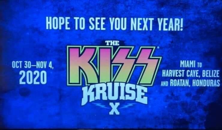 KISS Kruise 10